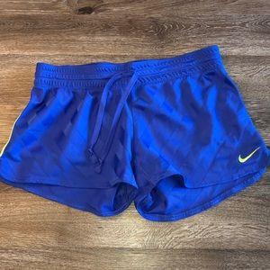 Nike Dri-Fit Women's Running Shorts, size L